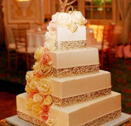 1024x1528px Tiramisu Wedding Cake Decoration 4 Picture in Wedding Cake