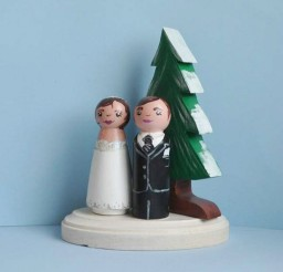 1024x1024px Tree Wedding Cake Topper Picture in Wedding Cake
