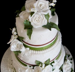 1024x1236px Triple Layer Wedding Cake Design 7 Picture in Wedding Cake