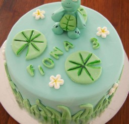 1024x1368px Turtle Birthday Cake Picture in Birthday Cake