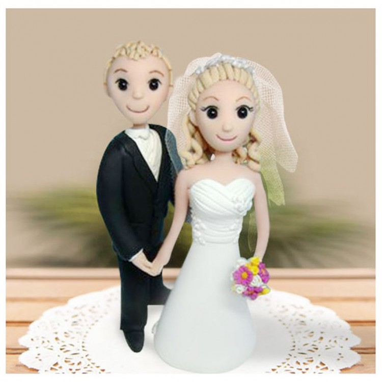 Unique Wedding Cake Toppers Picture in Wedding Cake