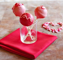 1024x1092px Valentine Cake Pops Picture in Valentine Cakes