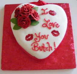1024x966px Valentine Heart Cake Ideas Picture in Valentine Cakes