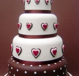 1024x1536px Valentine Cake Picture in Valentine Cakes
