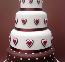 1024x1536px Valentine Cake Picture in Valentine Cakes