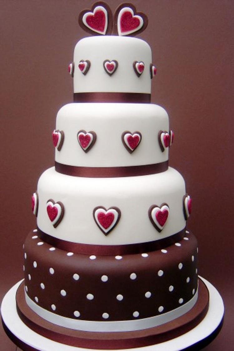 Valentine Cake Picture in Valentine Cakes