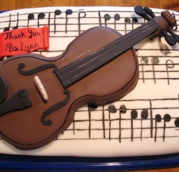 1024x768px Violin Birthday Cakes Picture in Birthday Cake