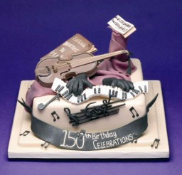 1024x910px Violin Birthday Cakes Toppers Picture in Birthday Cake