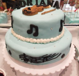 1024x1365px Violin Themed Birthday Cakes Picture in Birthday Cake
