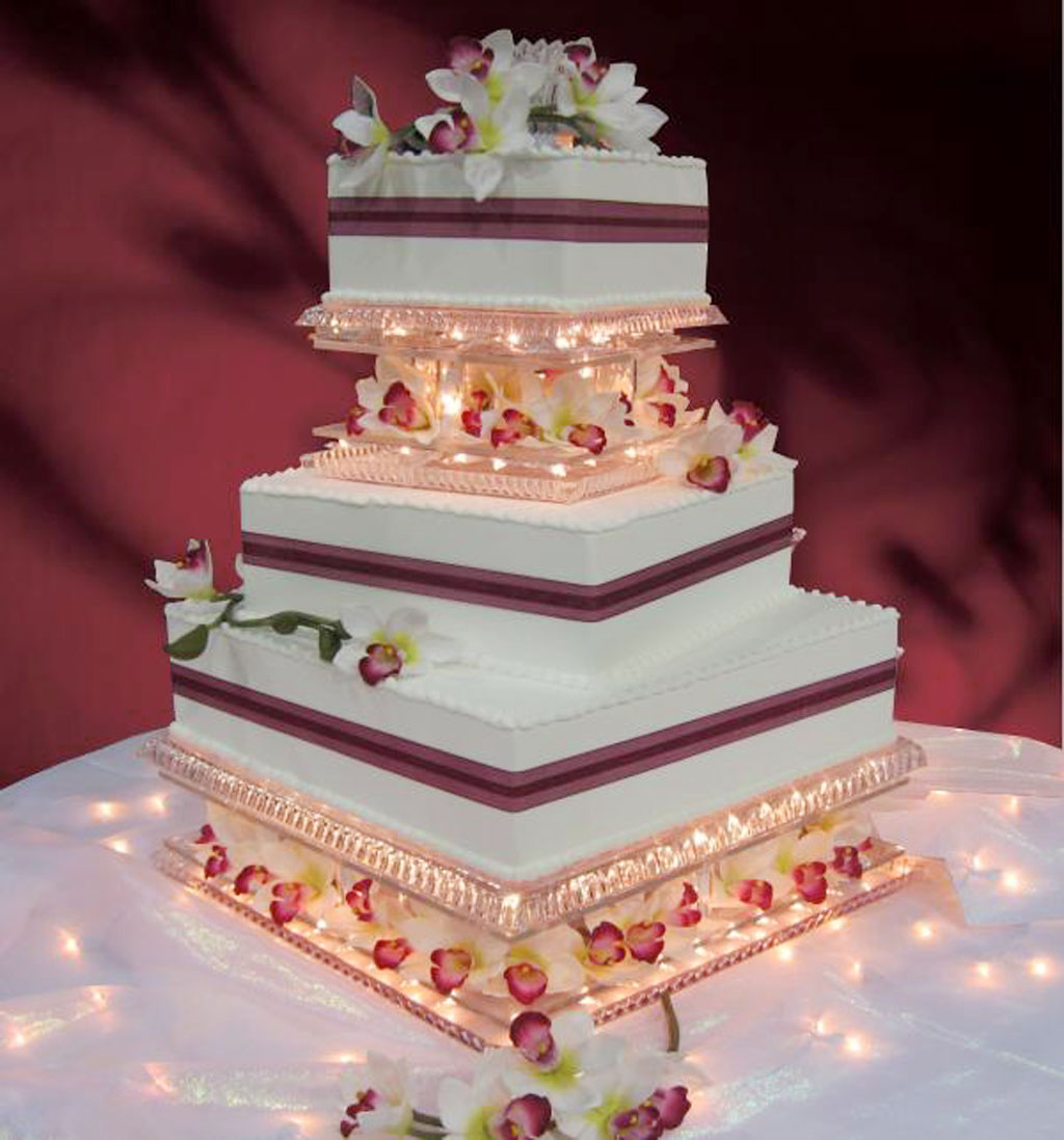 Wedding Cake Base Ideas Wedding Cake