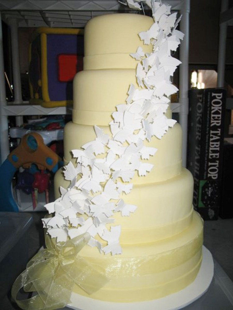 Wedding Cakes Colorado Springs Picture in Wedding Cake