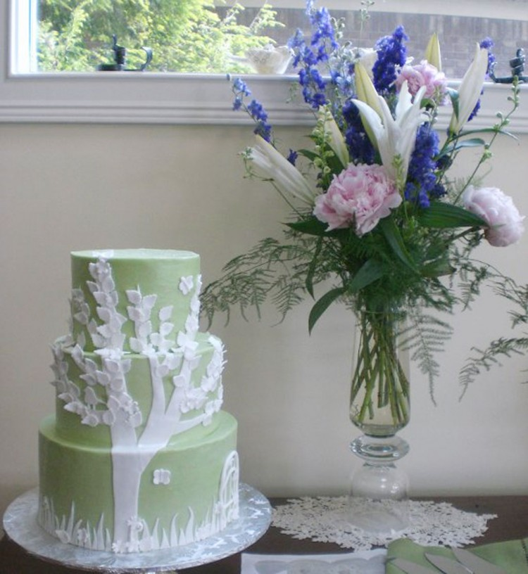 Wedding Cakes In Louisville Ky Pic 7 Picture in Wedding Cake