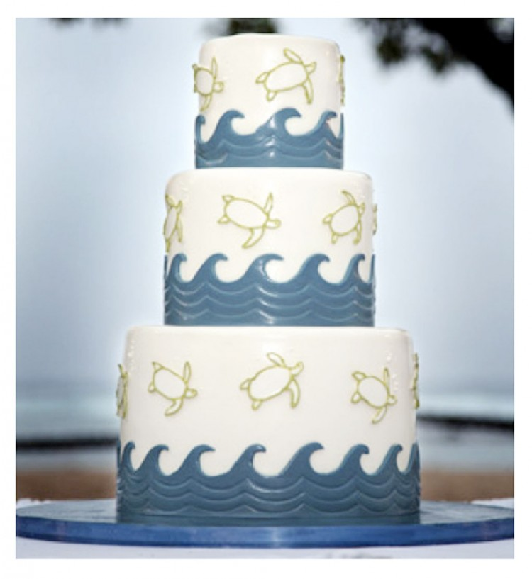 Wedding Cakes Oahu 3 Picture in Wedding Cake