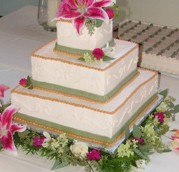 1024x1365px Wedding Cakes Springfield Il Picture in Wedding Cake