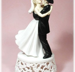 1024x1365px Western Wedding Cake Toppers Cheap Picture in Wedding Cake