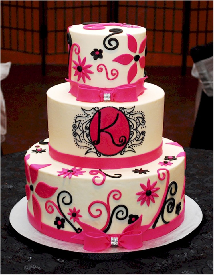 Whimsical Wedding Cakes Picture in Wedding Cake