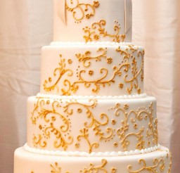 1024x1541px Yellow Wedding  Cakes Raleigh Nc Picture in Wedding Cake