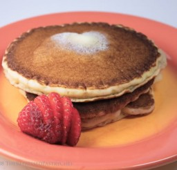 500x411px Basic Buttermilk Pancake Recipe Picture in pancakes