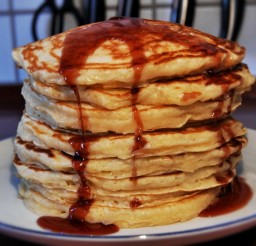 1024x685px Best Buttermilk Pancake Recipe Picture in pancakes