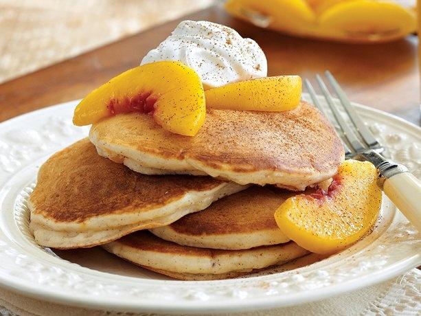 Betty Crocker Buttermilk Pancake Recipe Picture in pancakes