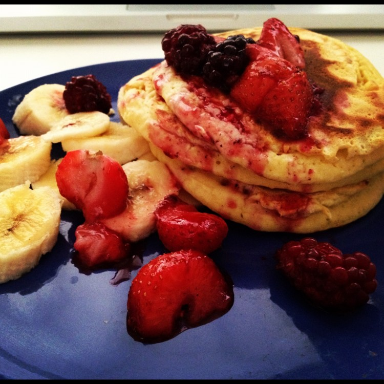 Betty Crocker Pancake Recipe From Scratch Picture in pancakes