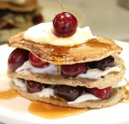 900x900px Buckwheat Pancake Mix Recipe Picture in pancakes