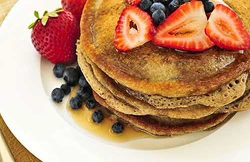 Buckwheat Pancake Recipe Picture in pancakes
