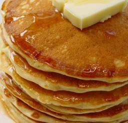 580x435px Buttermilk Pancake Recipe Picture in pancakes