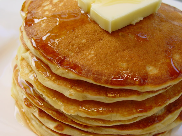 Buttermilk Pancake Recipe Picture in pancakes