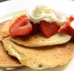 500x333px Buttermilk Pancakes From Scratch Picture in pancakes
