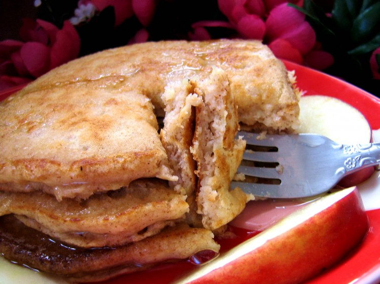 Diabetic Pancake Recipe Picture in pancakes