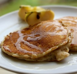 640x427px How To Make Cinnamon Pancakes From Scratch Picture in pancakes