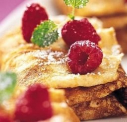 540x400px How To Make Swedish Pancakes Picture in pancakes