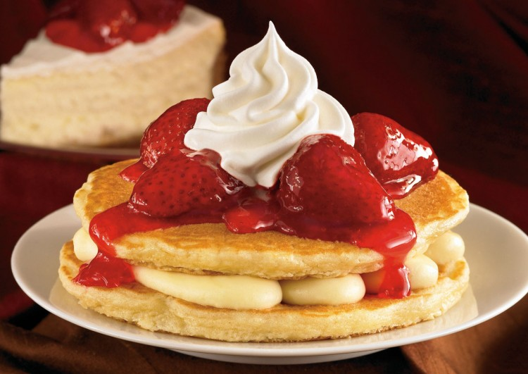 Ihop Buttermilk Pancakes Picture in pancakes