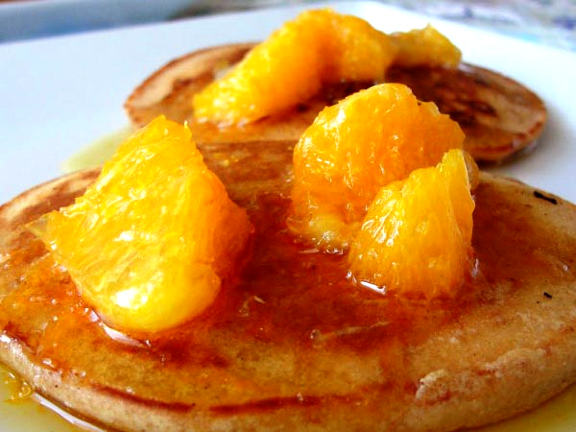 Low Sodium Pancake Recipe Picture in pancakes