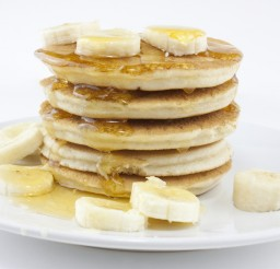 1000x667px Oatmeal Banana Pancake Recipe Picture in pancakes