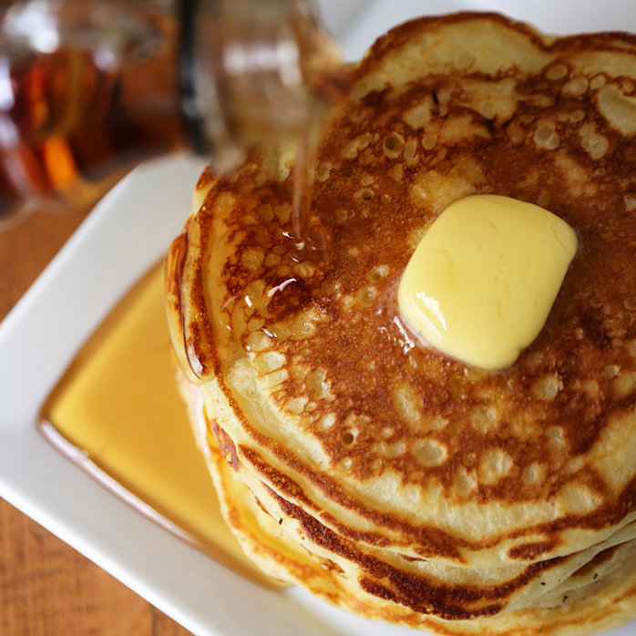 Pancake Recipe Buttermilk Picture in pancakes