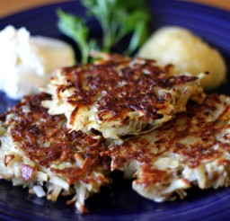 540x348px Potato Pancakes From Scratch Picture in pancakes