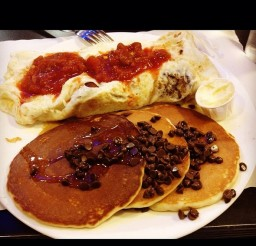 590x590px Stacks Pancake House Hoboken Picture in pancakes