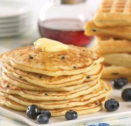 500x500px Stonewall Kitchen Pancake Mix Picture in pancakes