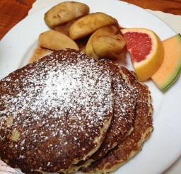 590x590px Swedish Oatmeal Pancakes Picture in pancakes