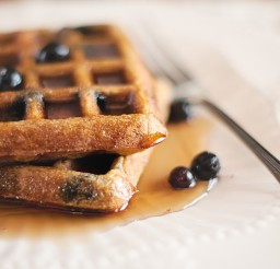 670x445px Waffle Recipe With Pancake Mix Picture in pancakes