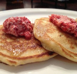 736x552px White Lily Pancakes Picture in pancakes