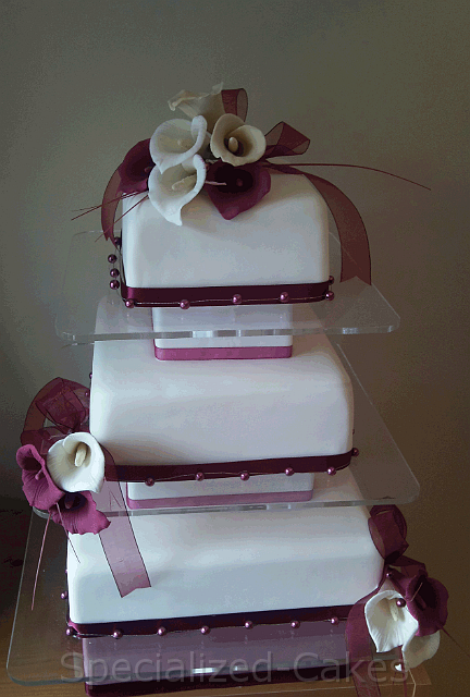 3 Tier Wedding Cake Prices Picture in Wedding Cake