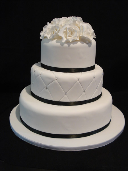 making a 3 tiered wedding cake 3 tier wedding cake wedding cake cake ideas by prayface net 17024