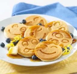 500x500px Nordic Ware Pancake Pan Picture in pancakes