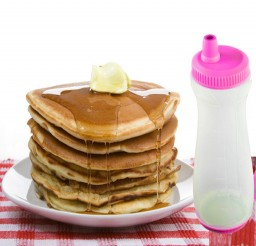 1200x1200px Pancake Mix Dispenser Picture in pancakes
