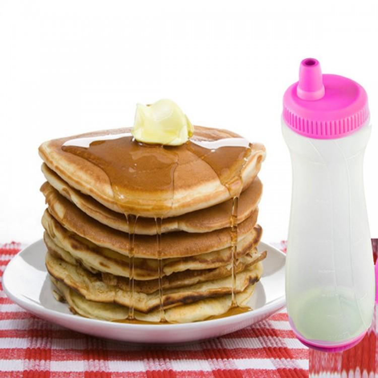Pancake Mix Dispenser Picture in pancakes