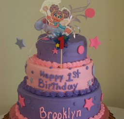 480x640px Abby Cadabby Cakes Picture in Cake Decor