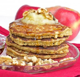 530x530px Applesauce Oatmeal Pancakes Picture in pancakes